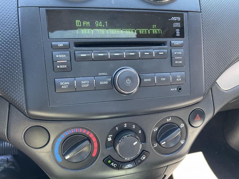 Chevrolet Aveo 2011 price $7,890