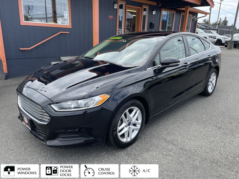 Ford Fusion 2016 price $13,990
