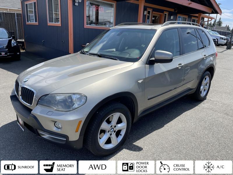 BMW X5 2008 price $8,990