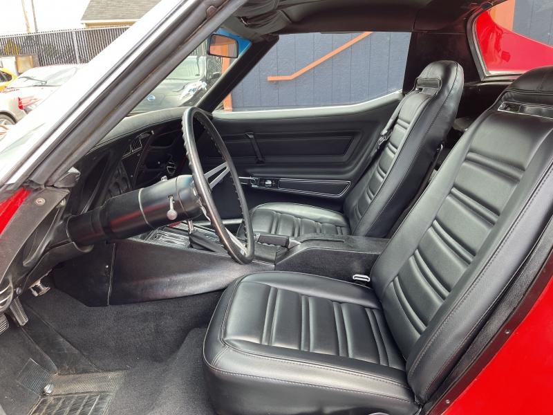 Chevrolet Corvette Stingray 1972 price $44,490