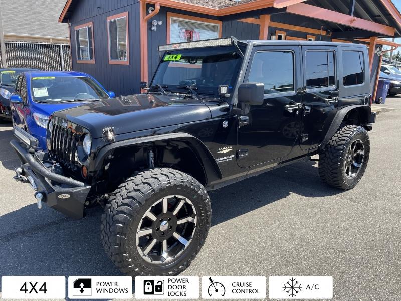 Jeep Wrangler Unlimited 2008 price $23,990