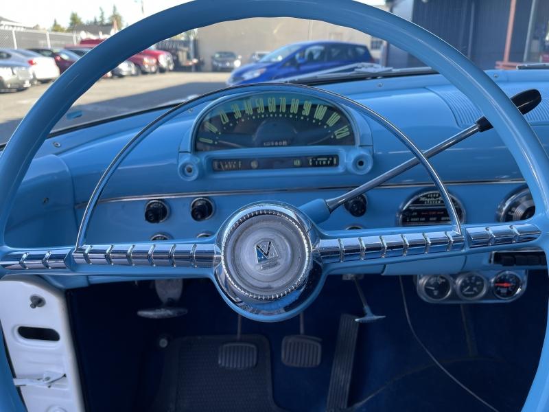 Ford Fairlane club sedan 1955 price $42,990
