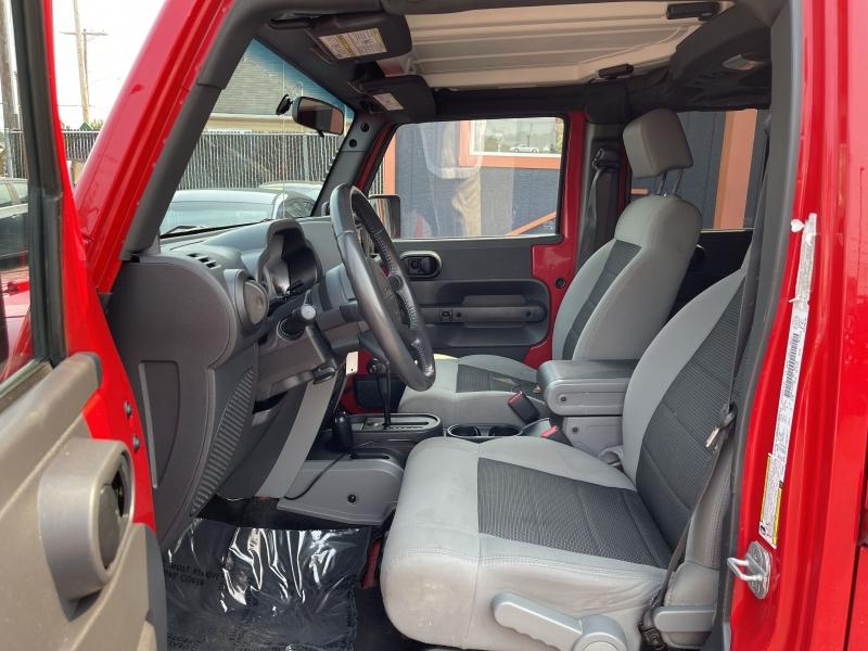 Jeep Wrangler Unlimited 2010 price $24,990