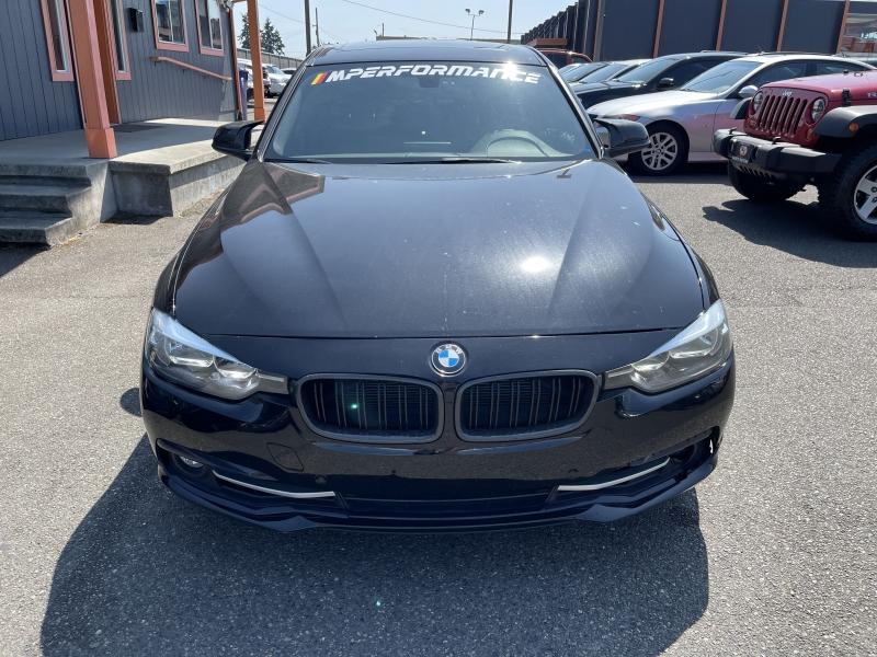 BMW 3 Series 2016 price $21,990