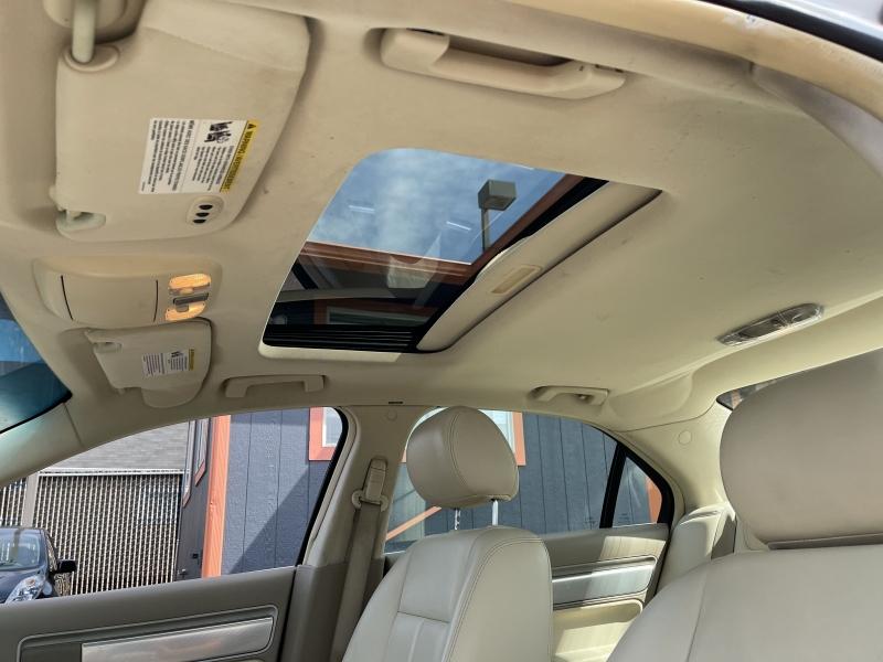 Lincoln Zephyr 2006 price $5,990