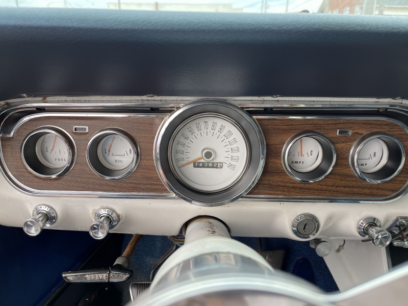 Ford Mustang 1966 price $28,990