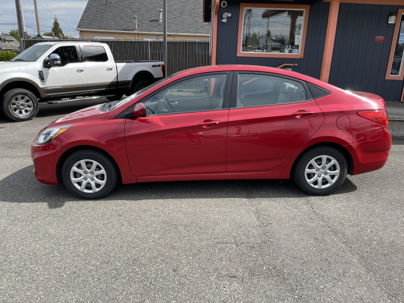 Hyundai Accent 2014 price $8,990