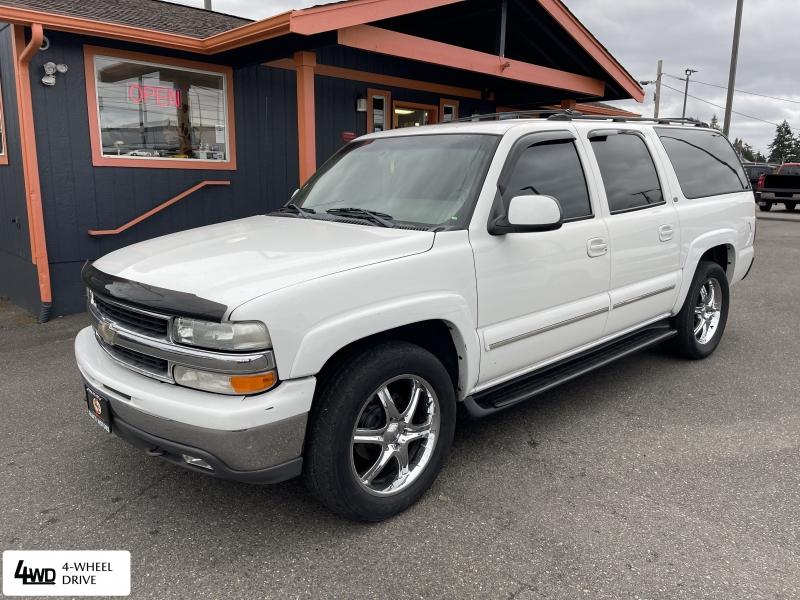 Chevrolet Suburban 2001 price $8,990