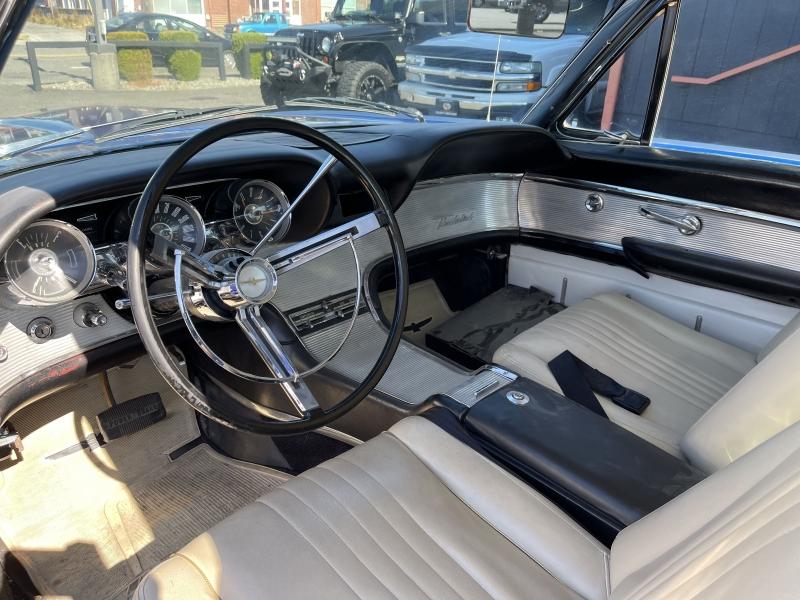Ford Thunderbird 1962 price $13,980