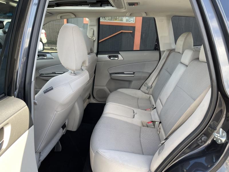 Subaru Forester 2012 price $13,990