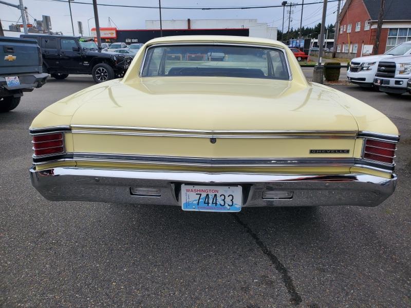 Chevrolet Chevelle/ malibu 1967 price $31,990