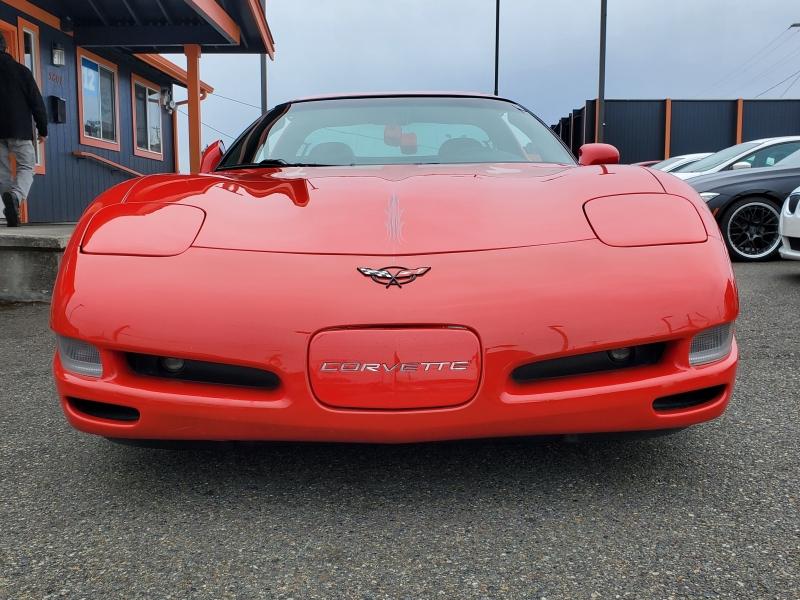 Chevrolet Corvette 1999 price $18,990