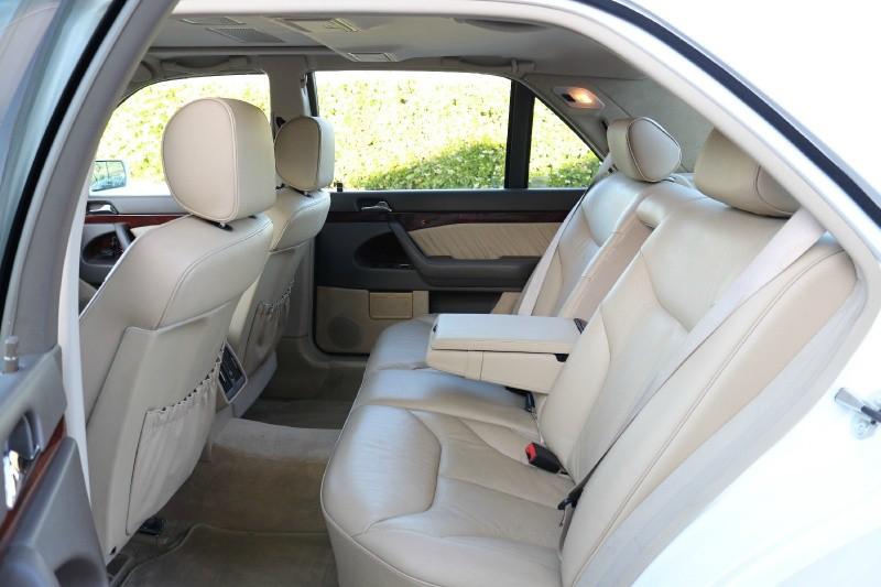 Mercedes-Benz S-Class 1997 price $16,800
