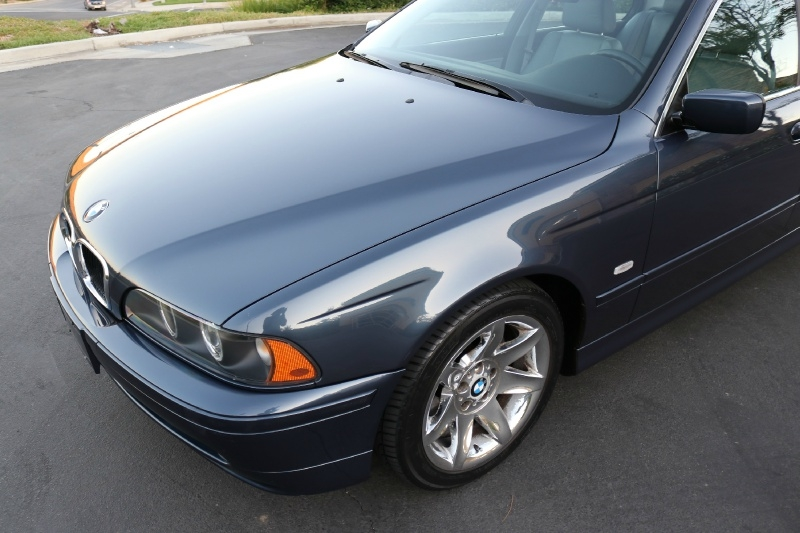BMW 5-Series 2002 price $11,750