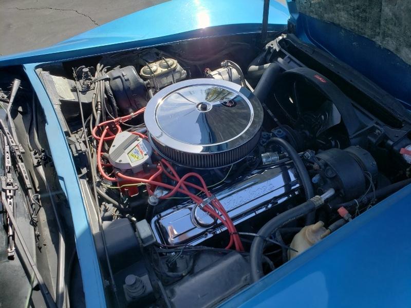 Chevrolet Corvette 1977 price $12,995