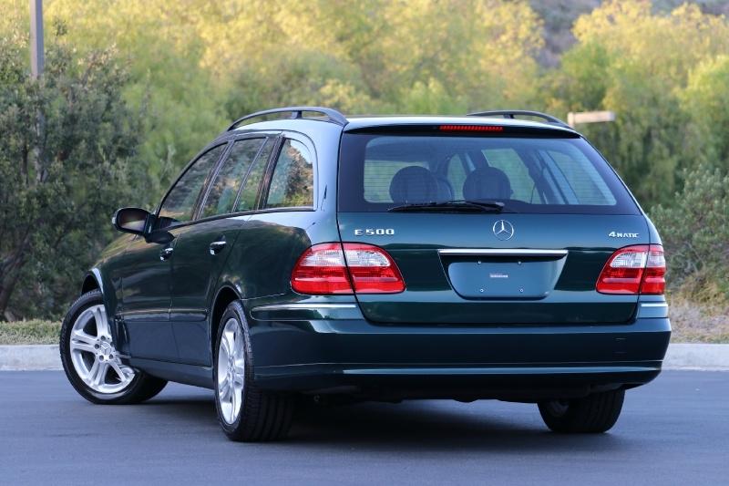 Mercedes-Benz E-Class 2004 price $18,500