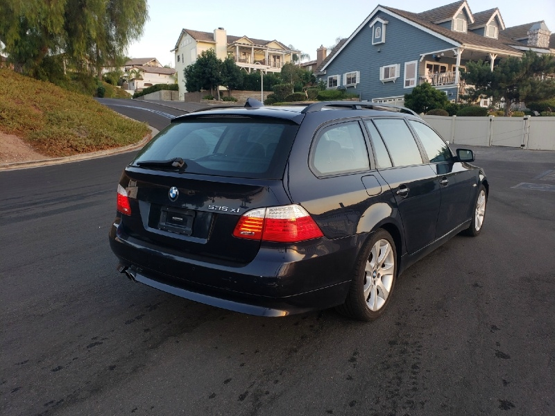 BMW 5-Series 2008 price $15,800