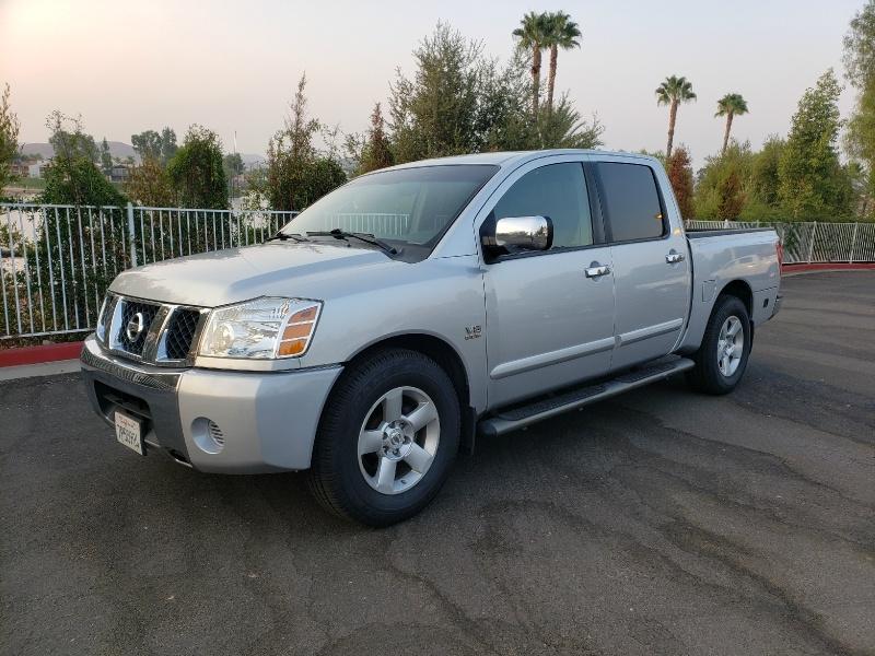 Nissan Titan 2004 price $11,995