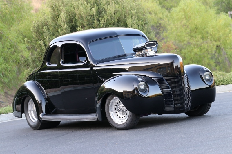 Ford Deluxe Coupe 1940 price $0