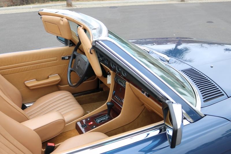 Mercedes-Benz 560 Series 1986 price $0