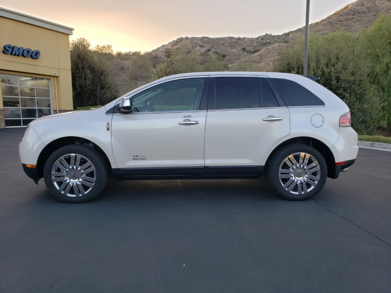 Lincoln MKX 2009 price $8,800