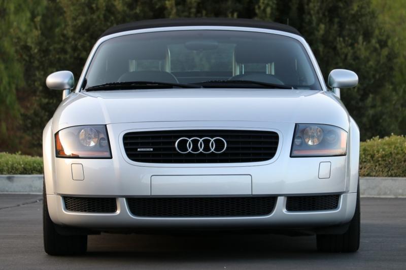 Audi TT 2001 price $32,000