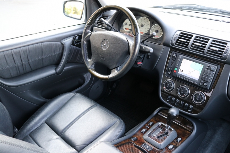 Mercedes-Benz ML55 AMG 2002 price $0