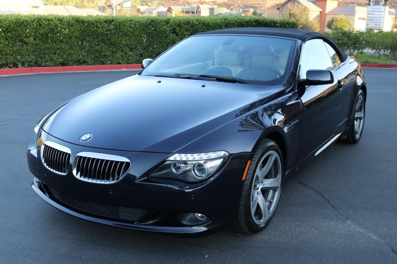 BMW 6-Series 2008 price $0
