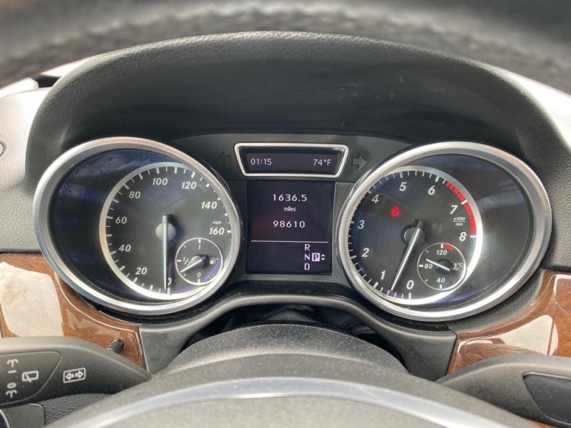 MERCEDES-BENZ ML 2012 price $16,599