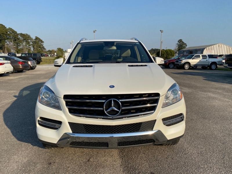 MERCEDES-BENZ ML 2013 price $16,599