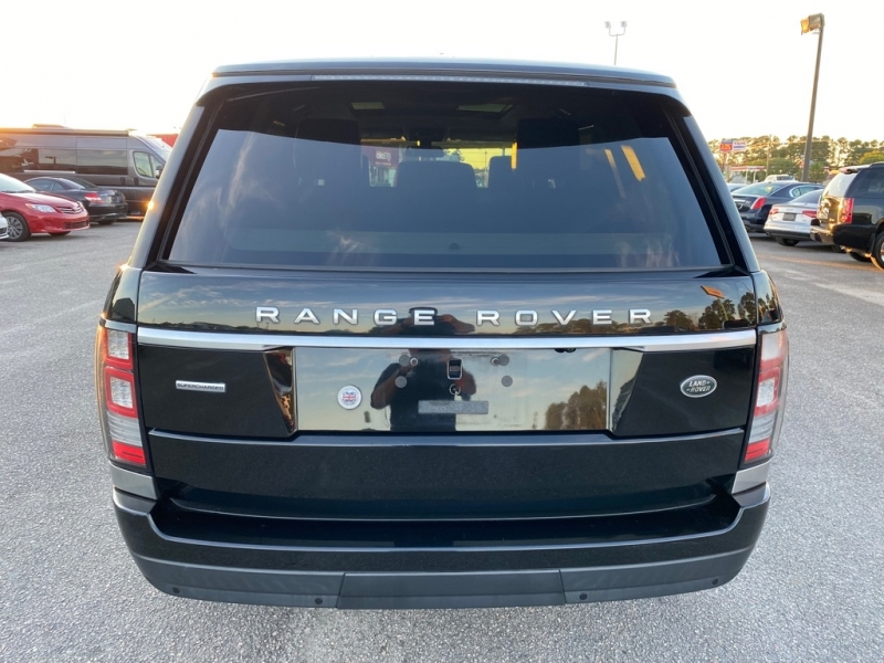 LAND ROVER RANGE ROVER 2015 price $38,599