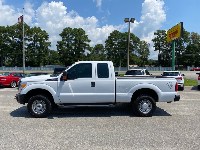 FORD F250 2016 price $16,999