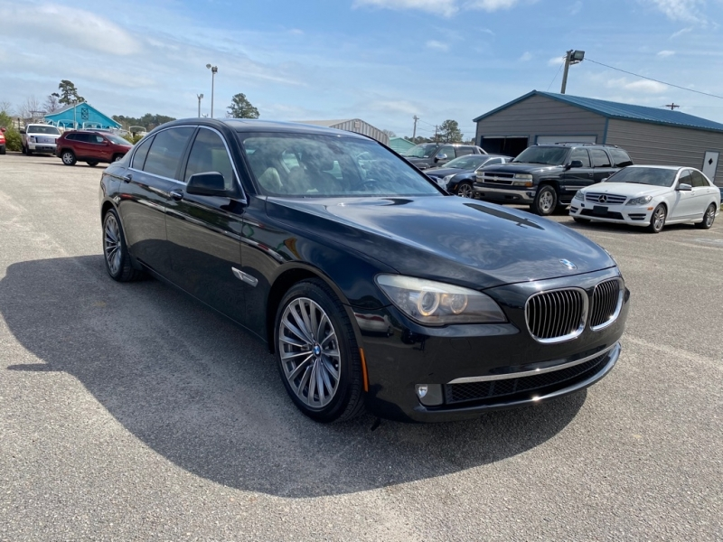 BMW 740 2012 price Call for Pricing.