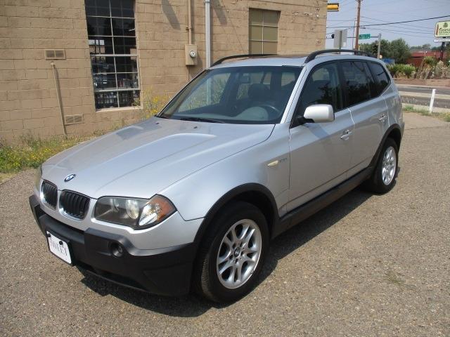 BMW X3 2004 price $5,500