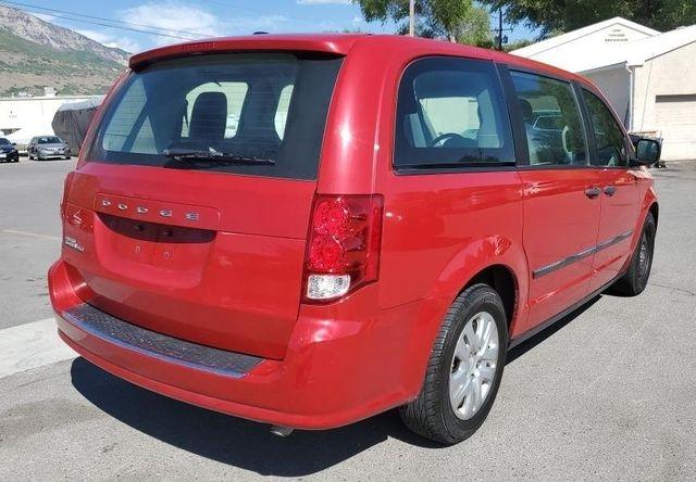 Dodge Grand Caravan Passenger 2015 price $9,495