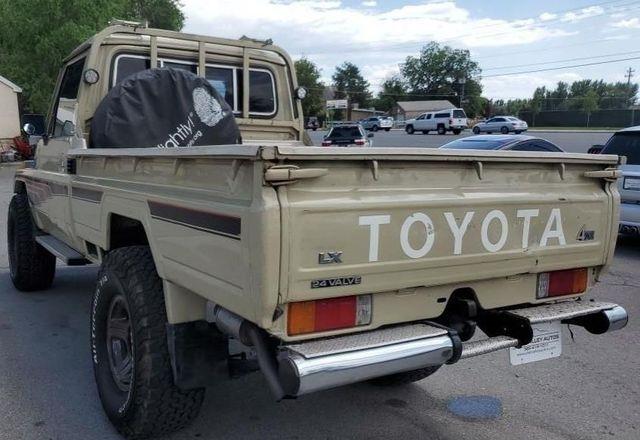 Toyota Land Cruiser 1994 price $49,995