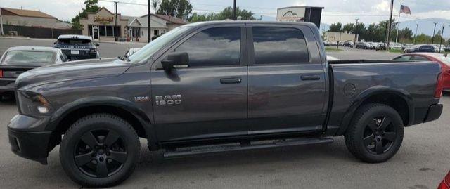 Ram 1500 Crew Cab 2015 price $25,495