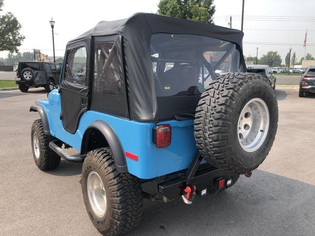 JEEP CJ 1980 price $25,995