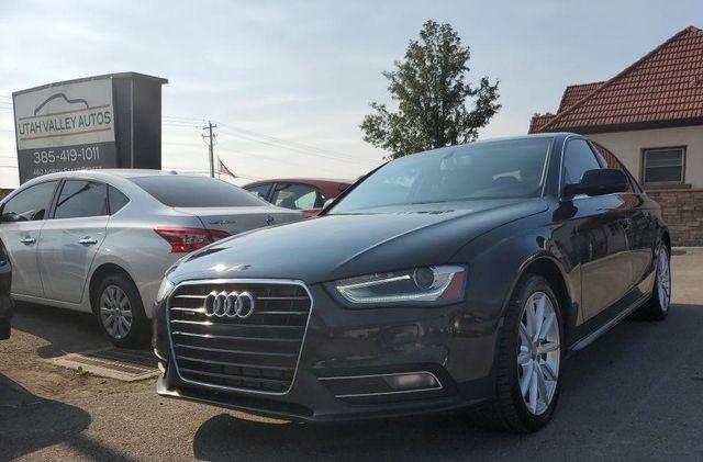 Audi A4 2016 price $12,950