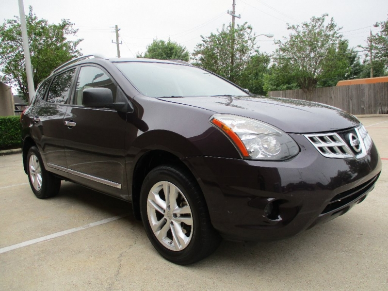 Nissan Rogue Select 2015 price $6,300