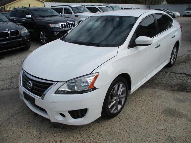 Nissan Sentra 2014 price $6,500