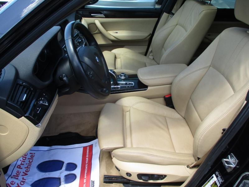 BMW X3 2013 price $9,100