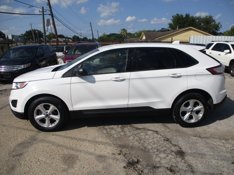 Ford Edge 2017 price $12,200