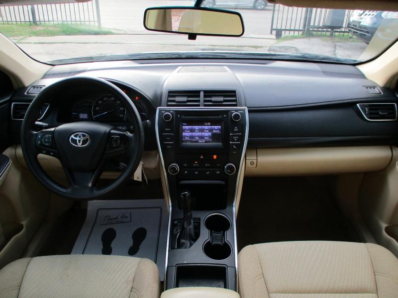 Toyota Camry 2015 price $10,200