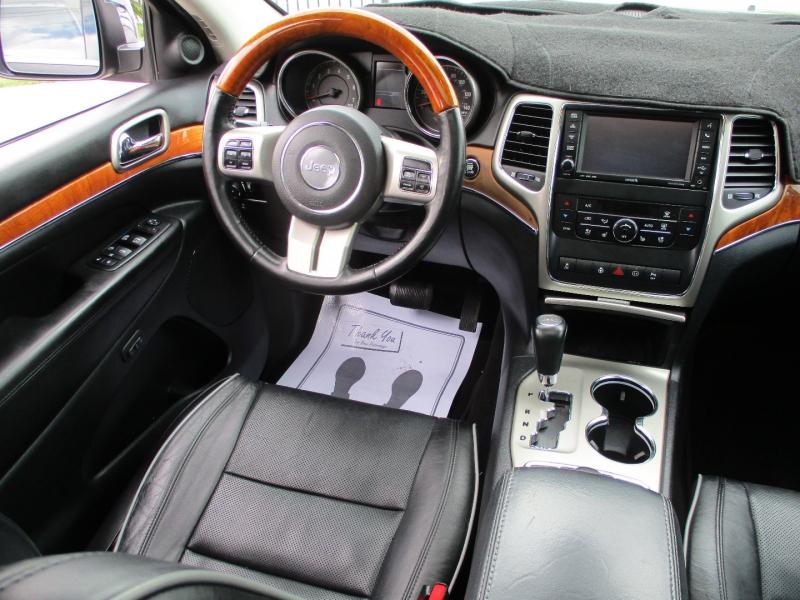 Jeep Grand Cherokee 2012 price $9,900