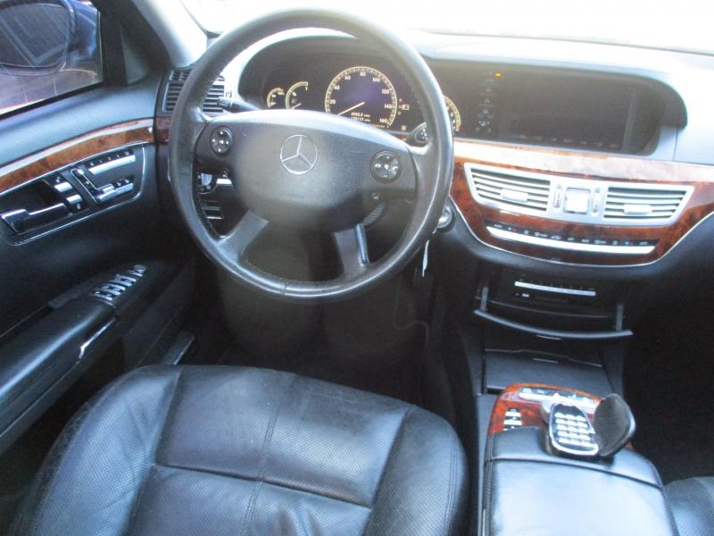 Mercedes-Benz S-Class 2007 price $8,500