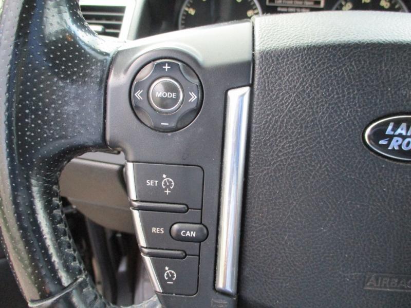 Land Rover Range Rover Sport 2011 price $10,900