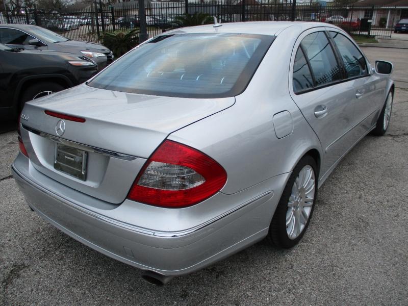 Mercedes-Benz E-Class 2007 price $6,500