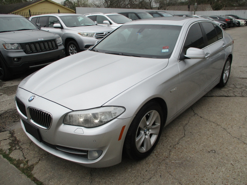 BMW 5-Series 2012 price $9,500
