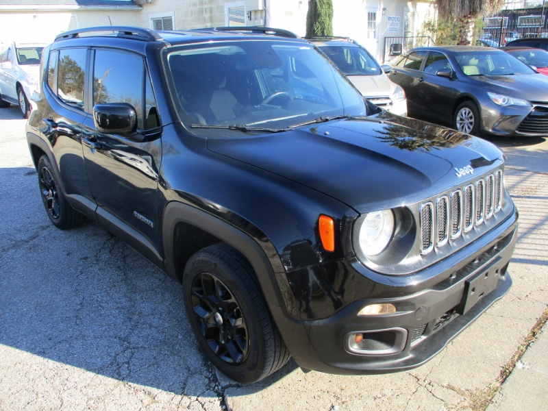 Jeep Renegade 2015 price $10,900